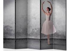 Paraván - Ballerina in Degas paintings style II [Room Dividers]